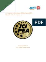 Jci Philippines Efficiency Award 2017