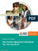Insulin Adjustment Workbook Complete