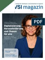 DIVSI Magazin Ausgabe 02/2017