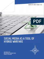 Public Report Social Media Hybrid Warfare 22.07.2016
