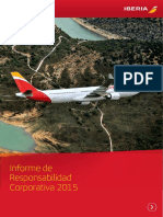 Informe RSC Iberia 2015
