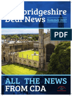 Cambridgeshire Deaf News Summer 2017