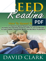 Speed Reading_ How to Speed Rea
