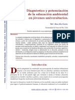 001. Diagnóstico y potenciación de la educación ambiental en jóvenes universitarios.pdf