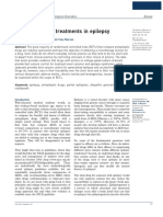 Comparing Drug Treatments in Epilepsy