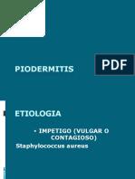 PIODERMITIS