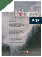 Vampires in Transylvania Dracula Tours in the Press
