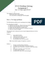 CSIT113 Assignment 2