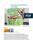 Why do agricultural value chains fail Part VI  Incentives for certification.docx