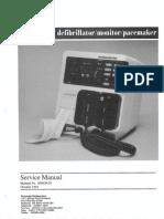Manual de Servicio Desfibrilador Physio Control Lifepak 9