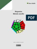 Megaminx Método sencillo (español).pdf