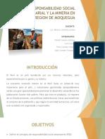 Sociologia RSE en Moquegua