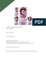 Instrucciones Del Patrón