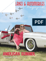 Dames, Planes & Automobiles Summer 2016 Issue American Summer