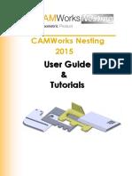 CAMWorksNesting+User+Guide+&+Tutorials