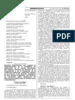 D.S. Nº071-2017-PCM