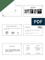 Prótesis Fija 1 Introducción y Clasificación