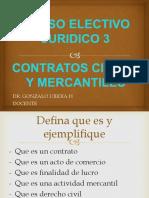 1. Contratos Civiles y Mercantiles - Parte Introductoria(1)