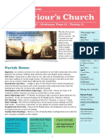 st saviour newsletter - 2july 2017
