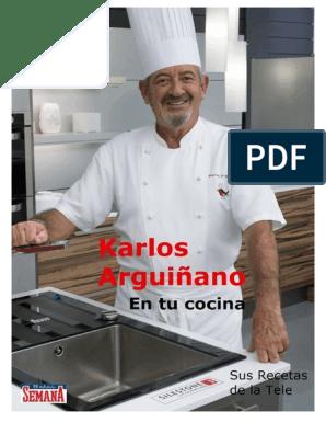 Libro De Karlos Arguiñano En Tu Cocina De Antena 3pdf