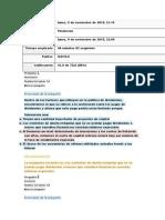 Finanzas Corporativas Quiz 7