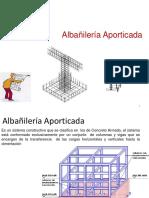 tema 11 Albañileria Aporticada