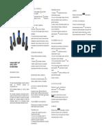 Manual Aparelho DIP716