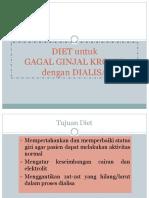 Diet Ggk Dialisa