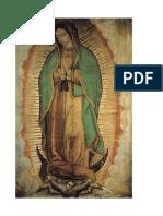 Vergine Di Guadalupa