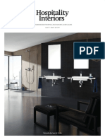 Wetstyle Hospitality Interiors MarchApril 2017