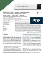 Tsuchiya, Naotsugu, Shigeru Taguchi, & Hayato Saigo (2017). Using category theory to assess the relationship between consciousness and integrated information theory. Neuroscience Research, 107, 1-7..pdf