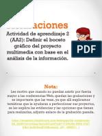 ACLARACIONES AA2