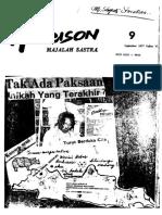 Horison_09_1977 - Kebudayaan BETA