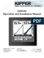 GDS102 Operation and Installalion Manual 1.12.10