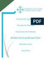 Modelo Teórico Michael Porter