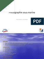 Cours Photographie Sous Marine