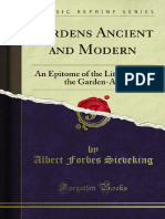 Gardens Ancient and Modern 1000156367