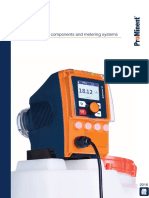 Metering Pumps Components Metering Systems ProMinent Product Catalogue 2016 Volume 1