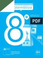 Matemática 8º Básico-Guía Del Docente