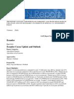Ecuador Cocoa Update and Outlook_Quito_Ecuador_2!18!2015 (1)
