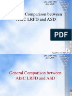 مقایسهASD-LRFD