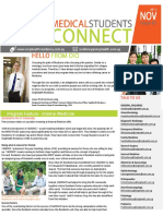 MedicalStudentsConnect-Issue01