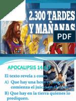 2300 Tardes y Mañanas