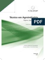 Higienização na Indústria de Alimentos (Agroindústria)