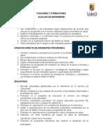 FUNCIONES Y ATRIBUCIONES de Enfermeria, DG 2017.docx