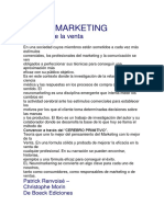 Versos Del Marketing