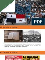 Derecho a Huelga en Panamá