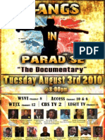 Gangs in Paradise Documentary_August 3 2010 @8pm