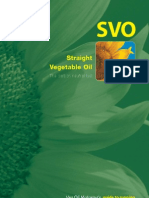 Vegetable Oil Car Brochure - English