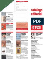Catalogo POSI